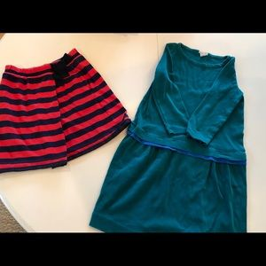 CrewCuts skirt and dress, 10